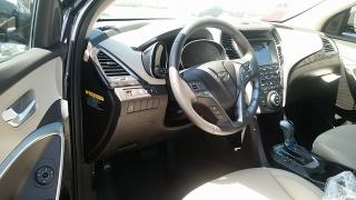 Hyundai Santa Fe Sport 2.4L Azul 2017