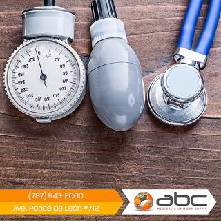 ¡ABC Medical lo tiene todo!