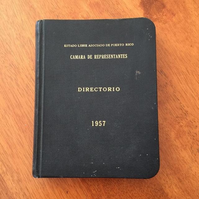Directorio de la Cámara de Representantes de 1957 para ... - photo#27