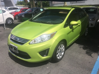 Ford Fiesta Se 2011 $9.995 Angel Navarro 7874042495