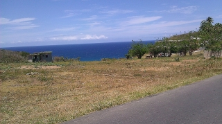 703 sqm land with ocean view, near Royal Isabela Golf Club