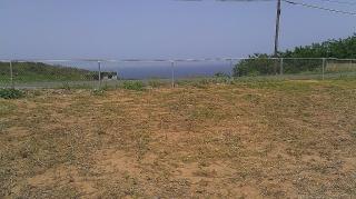 701 sqm land with ocean view, near Royal Isabela Golf Club