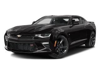 Chevrolet Camaro Ss Black 2016
