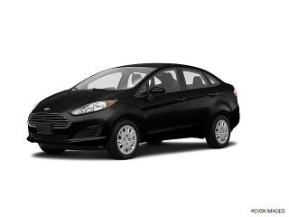 Ford Fiesta S Black 2016