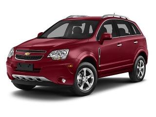 Chevrolet Captiva Sport Fleet LS Azul 2014