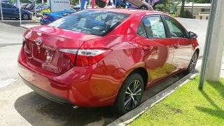Toyota Corolla S Rojo%20Vino 2016
