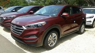 Hyundai Tucson SE Rojo Vino 2017 REYES 787-392-4552
