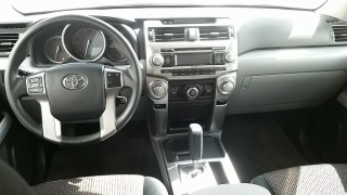 Toyota 4runner Limited Plateado 2013