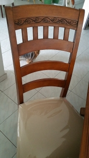 Mesa de comedor de 5 sillas