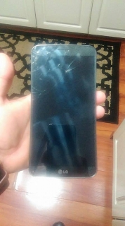 Telefono LG Flex D950
