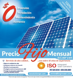 Integrated Solar Operations