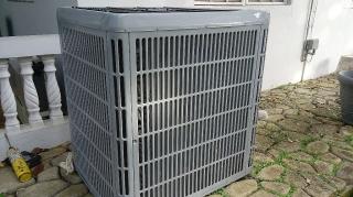 consola aire acondicionado
