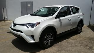Toyota Rav4 Le 2016