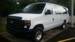 Ford Econoline Wagon Xl 2014