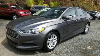 Ford Fusion SE Gris Oscuro 2014