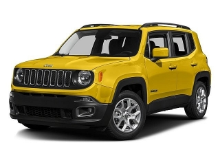 Jeep Renegade Sport White 2016