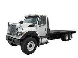 International 7000 Series 7300 Blanco 2013