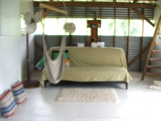 Eco-chalet Vieques a 5mnts de ferry y playas $400/mes