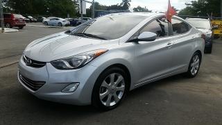 Hyundai Elantra Plateado 2013