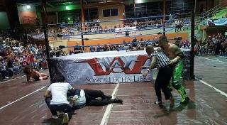 Show de Lucha Libre Profesional para su evento o fiesta.