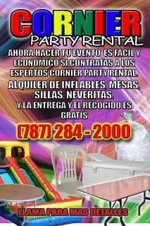 Cornier Party Rental