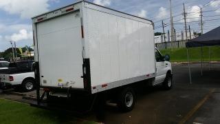 Ford Econoline Commercial Cutaway Blanco 2015
