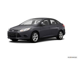 Ford Focus Se Gray 2014