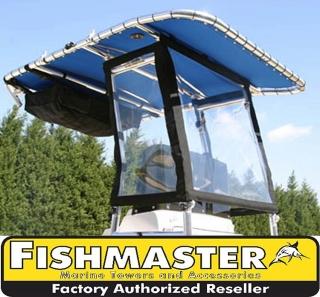 T-tops y Accesorios Fishmaster