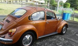 Volkswagen volky super beetle 71