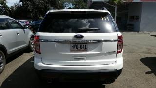 Ford Explorer Base Blanco 2013