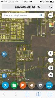 Solar 1,583 mts2 barrio Puente
