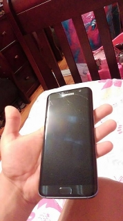 Samsung Galaxy S7 edge Black onyx unlock