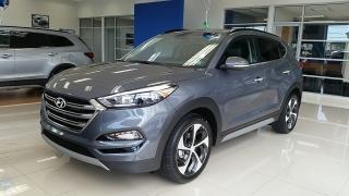 Hyundai Tucson Limited Gris Oscuro 2017