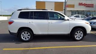 Toyota Highlander 2012 Blanco