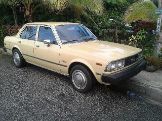 Toyota Corona 1980