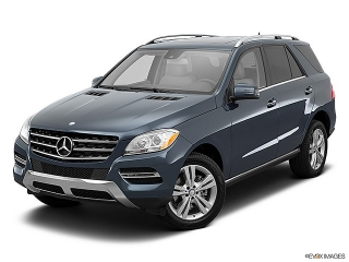 Mercedes-Benz M-class Ml250 Bluetec 2015