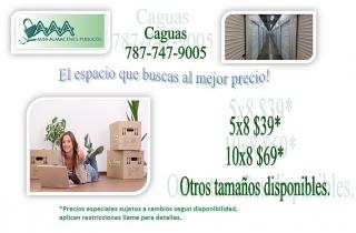 AAA Mini Almacenes de Caguas renta desde $39.00