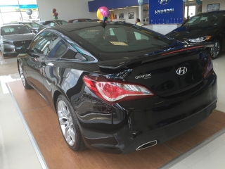 Hyundai Genesis 2016 RSPEC