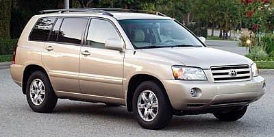 Toyota Highlander 4dr 2wd V6 At 2005