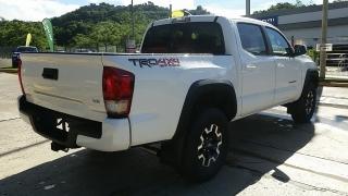 Toyota Tacoma TRD Off Road Blanco 2016