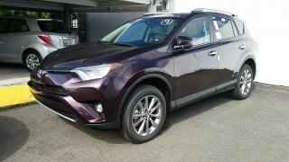 Toyota RAV4 Limited Violeta 2016