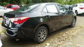 Toyota Corolla L Negro 2016