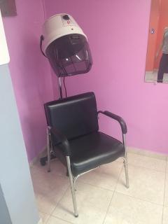 Mesas sillas shampoo boul  área Bayamon 787-967-3134