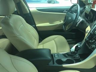 Hyundai Sonata Turbo 2013