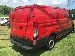 Ford Transit 150 LR Van 2015