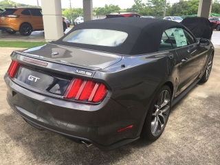 Ford Mustang Convertible 2016