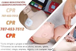 Curso de CPR