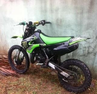 Kx 100 2008