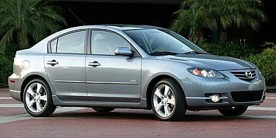 Mazda Mazda3 s Blanco 2005