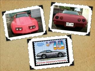 '78 Corvette Silver Anniversary